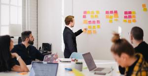 Marc van Treeck Agilität Design Thinking Workshop NudgeMe Coaching