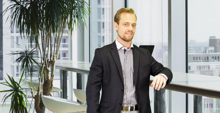 Marc van Treeck Human Ressource Management NudgeMe Coaching